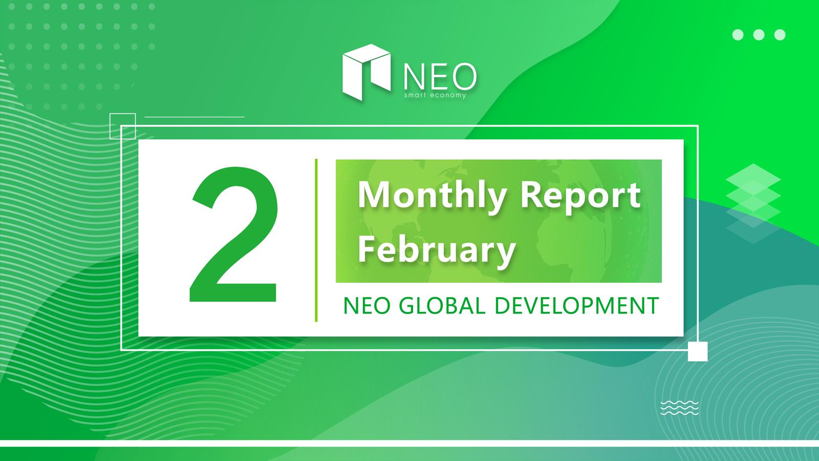 NEO Global Development Monthly Report – February, 2019 - NEO