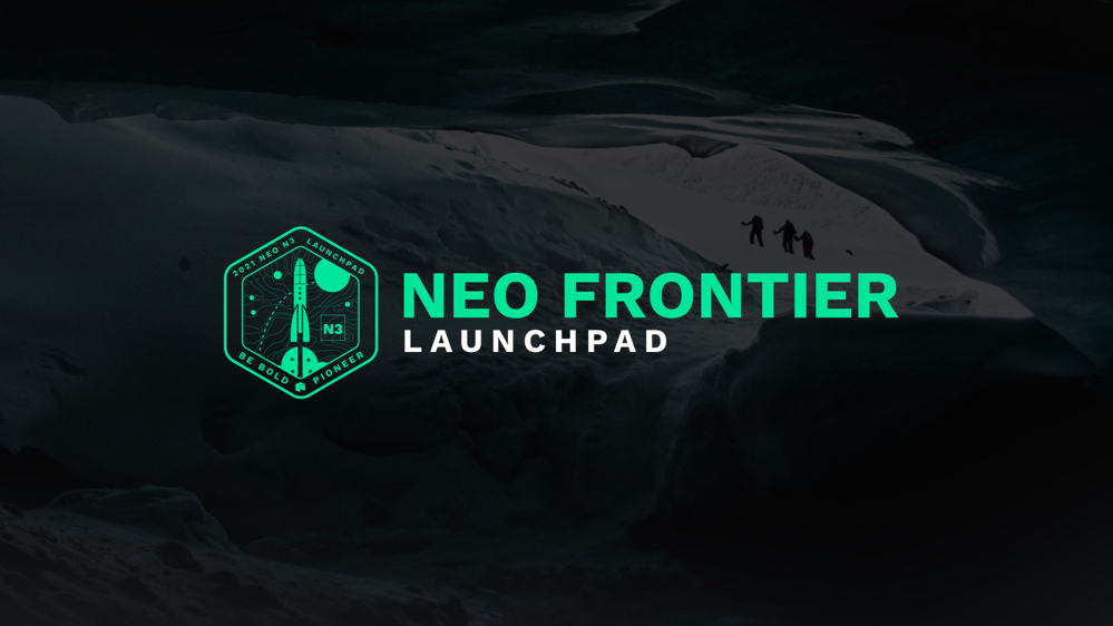 Launching of the Neo Frontier Launchpad - Neo Smart Economy